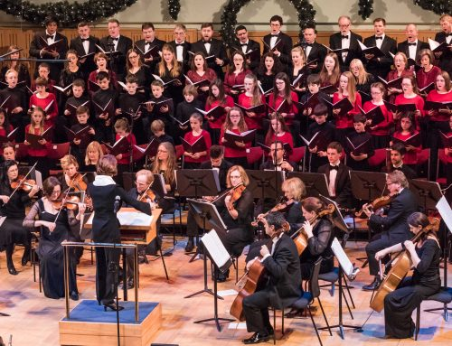 The ESB Great Christmas Concert 2017